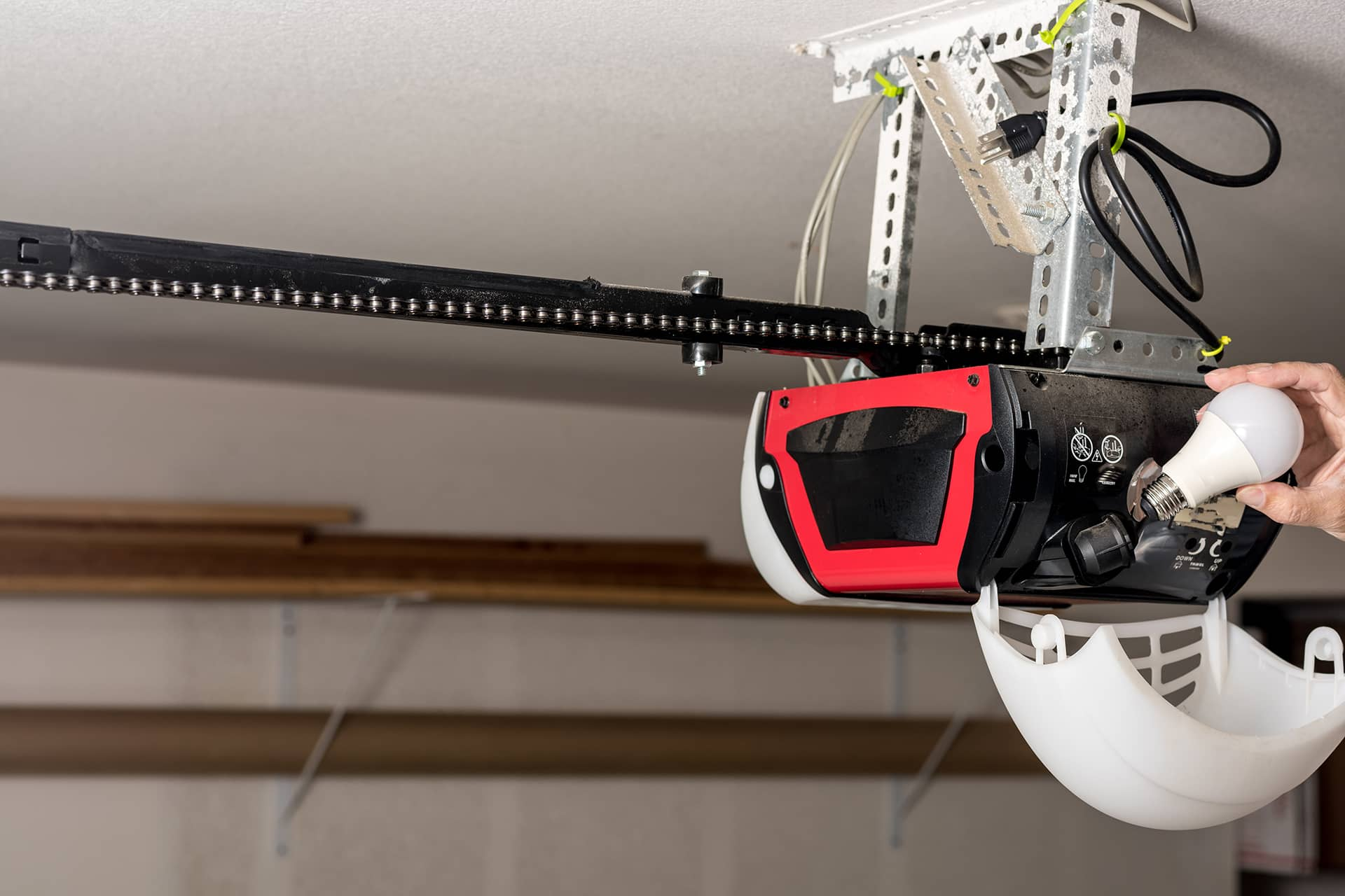 Garage Door Opener Repair Chicago