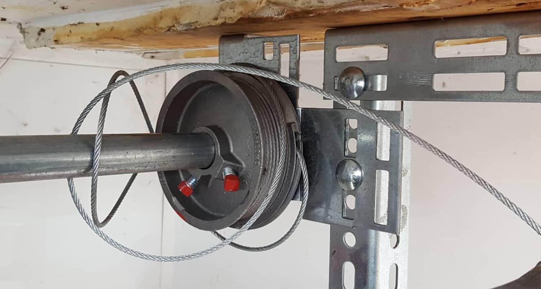 Garage Door Cable Repair Chicago